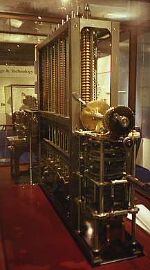 [Difference Engine: crank end]