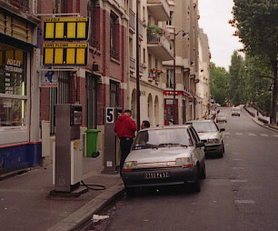 [Paris gas]