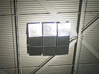 [Solar panels at YOW]