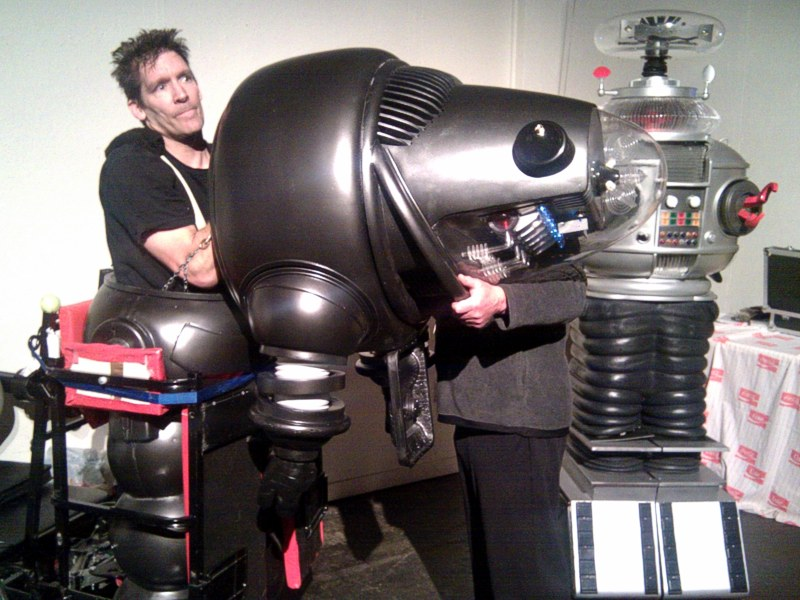 Neil Fraser News Maker Faire 2010