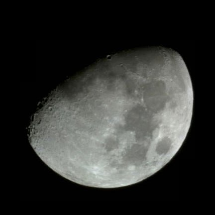 [Moon from San Francisco]