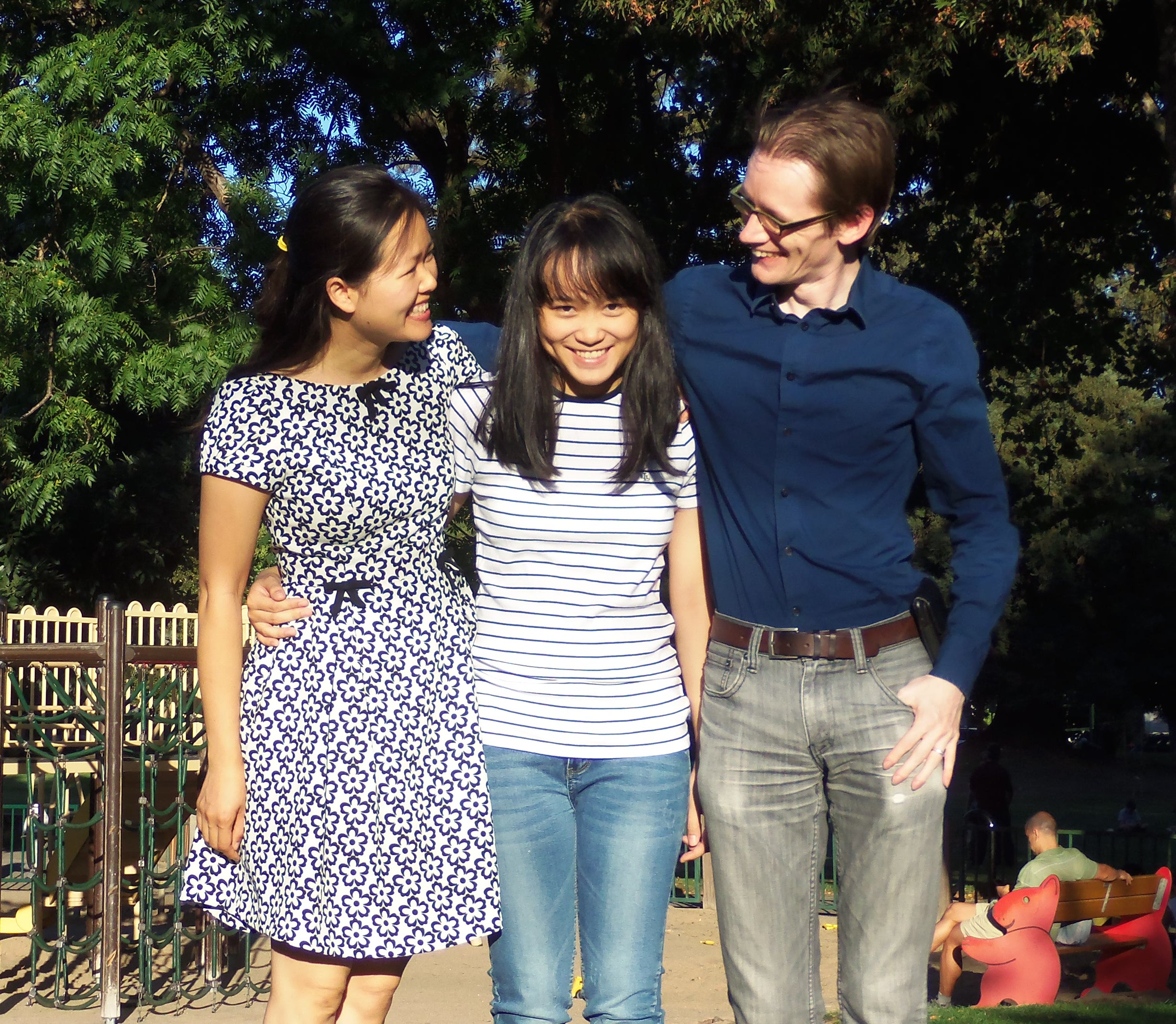 [Quynh, Thao, and Neil]